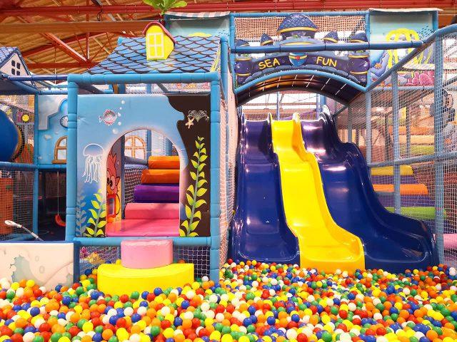 Jump25 Abenteuerpark für Kinder