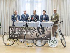 Politik Fahrrad Hauptstadt Graz