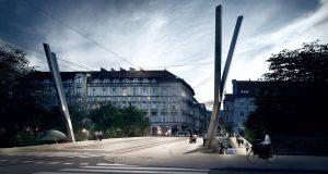 Neue Tegetthoffbrücke