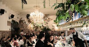 Salon Marie Bar im Hotel Wiesler