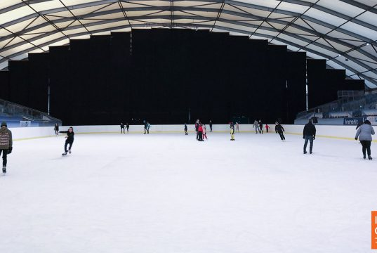 Eislaufen Schwarzhalle