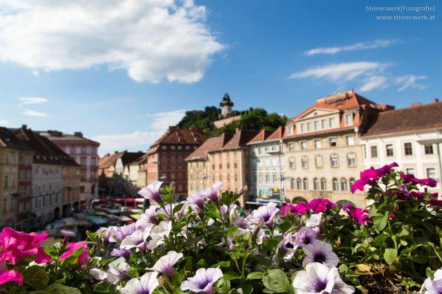Entschleunigung in Graz