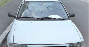 Abschleppung Auto ohne Kennzeichen