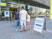 Impfaktion Stadthalle