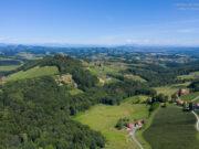 Ausblick in die Südsteiermark