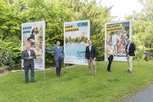 Summer in the City Kampagne