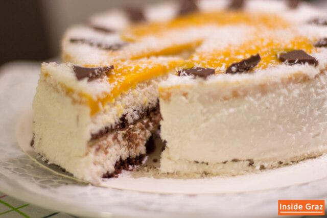 Torte Vegan Ginko