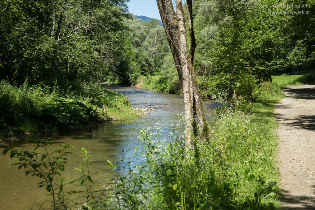 Wasserwanderweg Steiermark