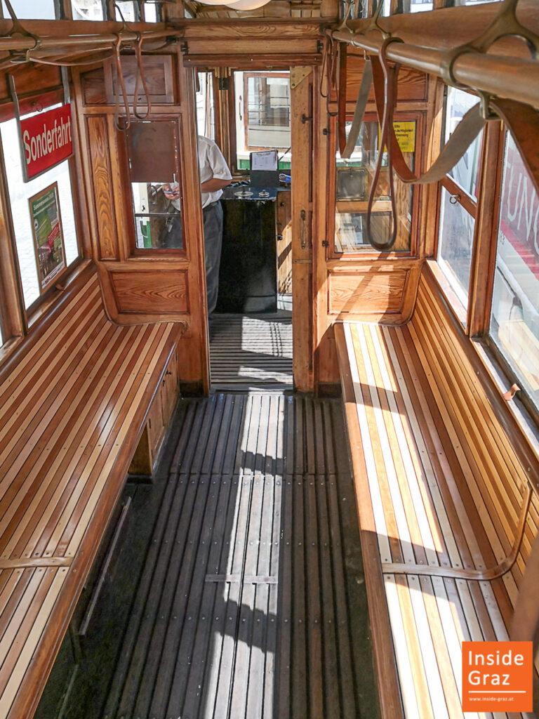 Oldtimer Tramw