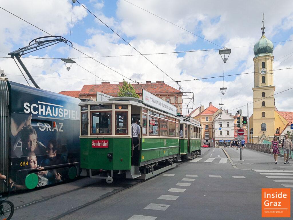 Tramway Museum Graz Sommerbim