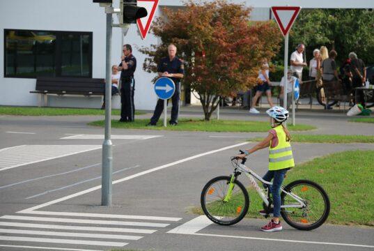 Radfahrprüfung Kinder