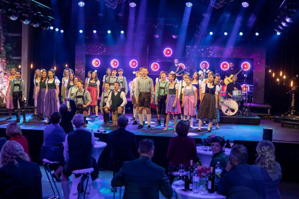 HIB Art Chor im ORF