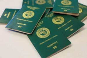 Pass Fälschung Nigeria
