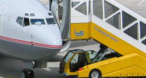 Flughafen Graz Airail