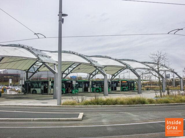 Graz Linien Bus