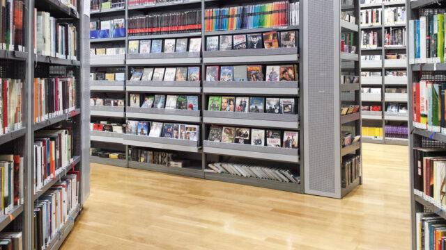 Stadtbibliothek Graz