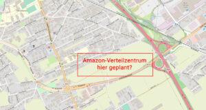Amazon Verteilzentrum Graz Karte