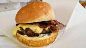 Burger zum Mitnehmen in Graz