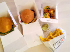 Freigeist Delivery Take Away Burger