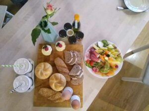 Fotter Valentin Frühstück