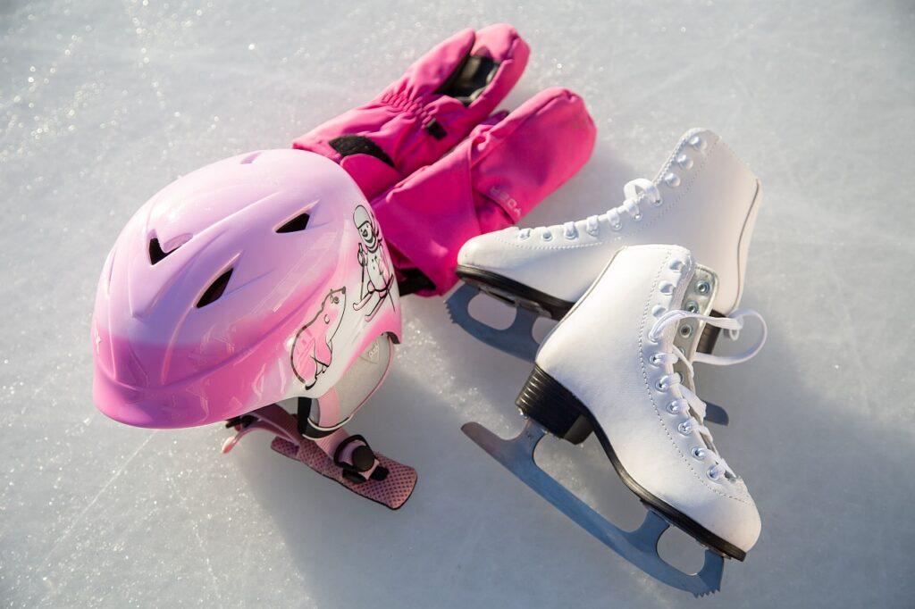 Schutzrüstung für Kinder Eislaufen