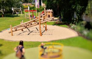 Spielplatz in Graz
