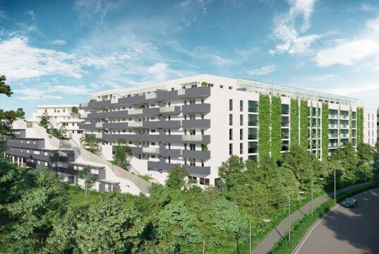 Wohnbauprojekte gemeinnütziger Wohnbauträger Graz
