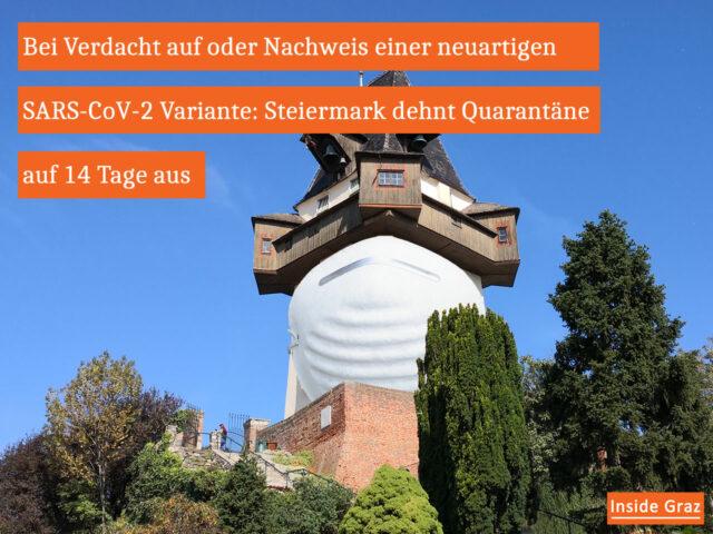 Quarantäne Steiermark