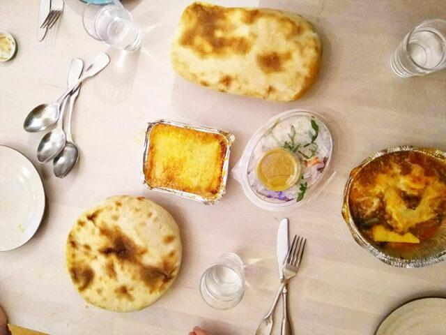 Restaurant Corti Essen abholen