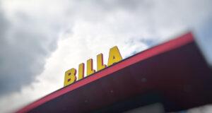 Billa einkaufen