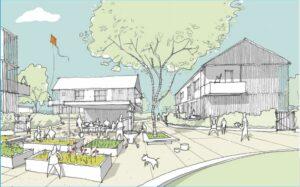 Gemeindewohnung Konzept Graz Grünanger