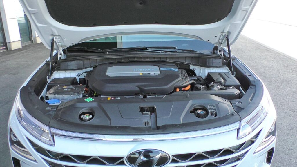 Wasserstofftauto Hyundai