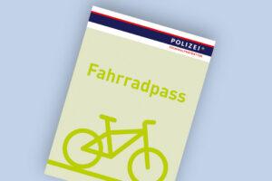 Fahrradpass Polizei