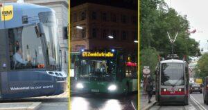 Gratis Öffis mit Jahreskarte in Städten