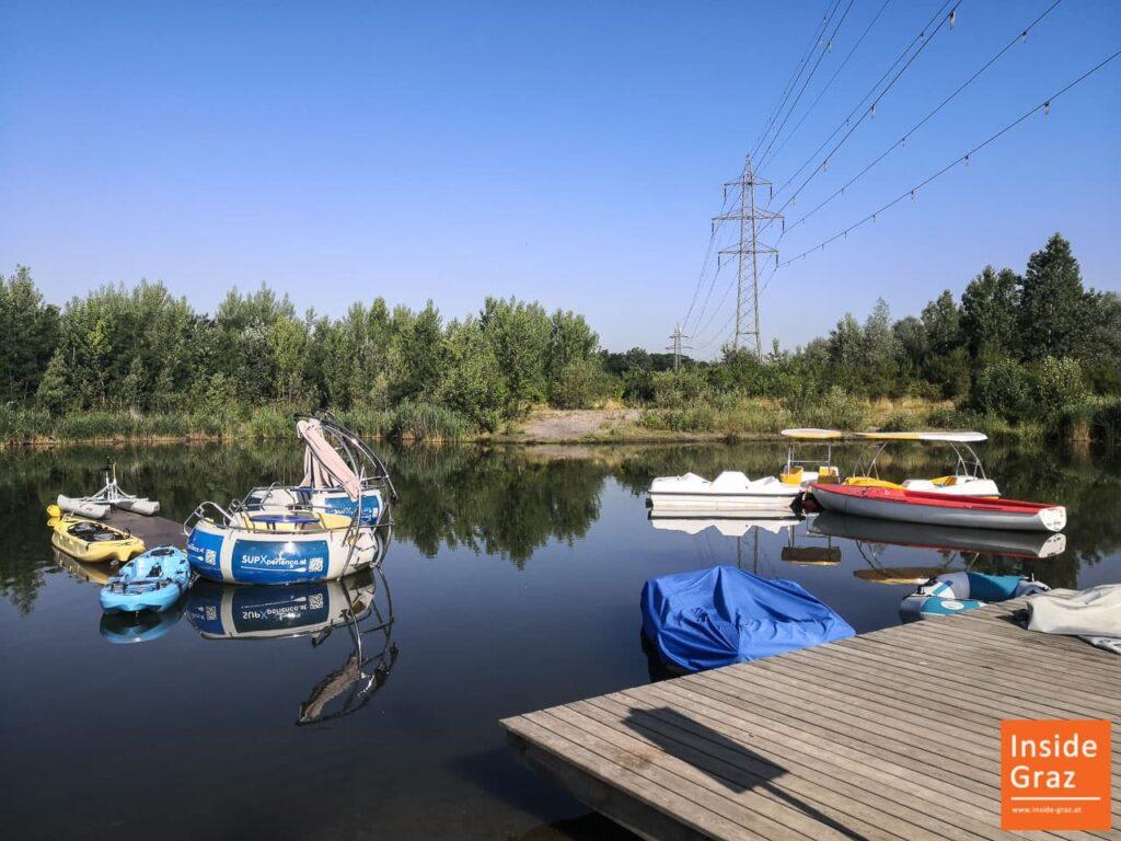 Wassersport Verleih Auwiesen
