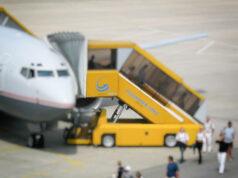 Flughafen Graz Reisende