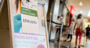 Impfaktion EKZ Steiermark