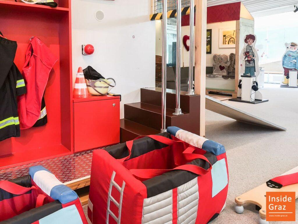 Kindermuseum Ausstellung Frida & Fred