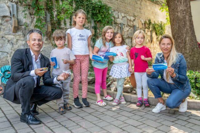 Lollipop Tests Kindergarten