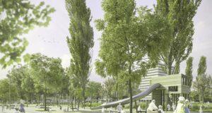 Reininghaus inklusiver Spielplatz